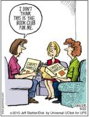 book club laugh