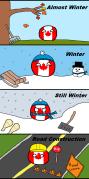 Canada seasons