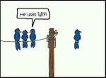 wifi cartoon